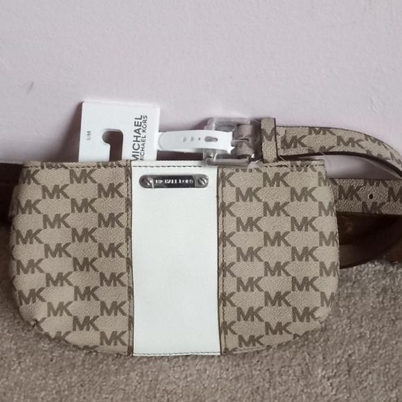 Michael kors ladies  belt fanny pack